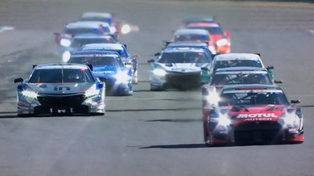 2014年 SUPER GT http://file1j2.info/images/2014/10/ 決勝