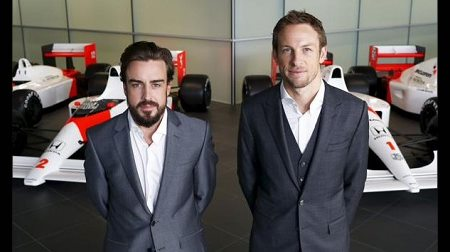 ホンダ「McLaren‐Honda F1 Kick-Off Meeting」